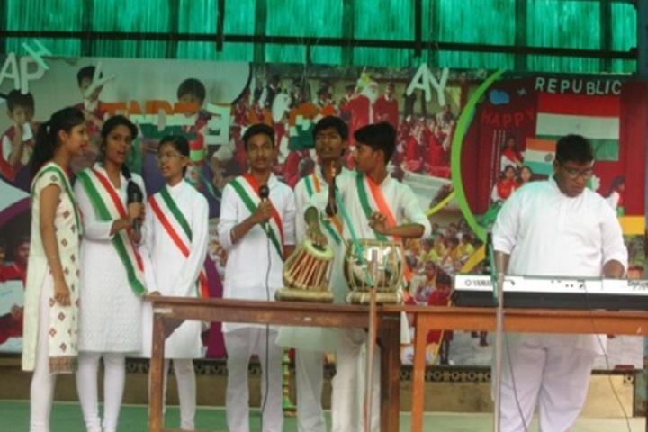 Jyoti School-Independence Day
