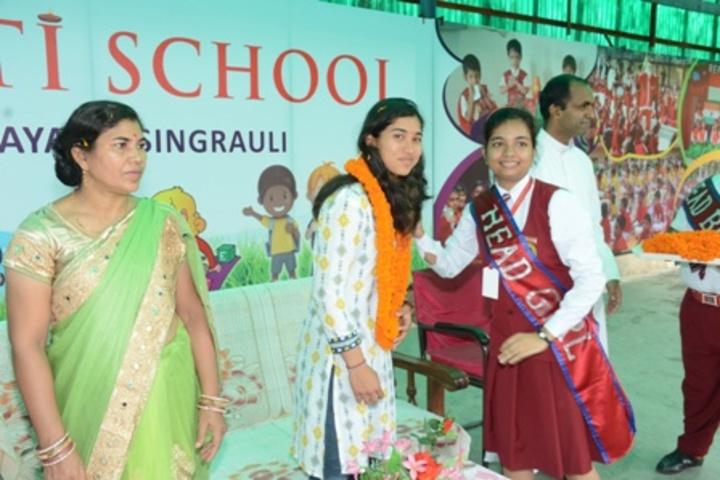 Jyoti School-Investiture Ceremony