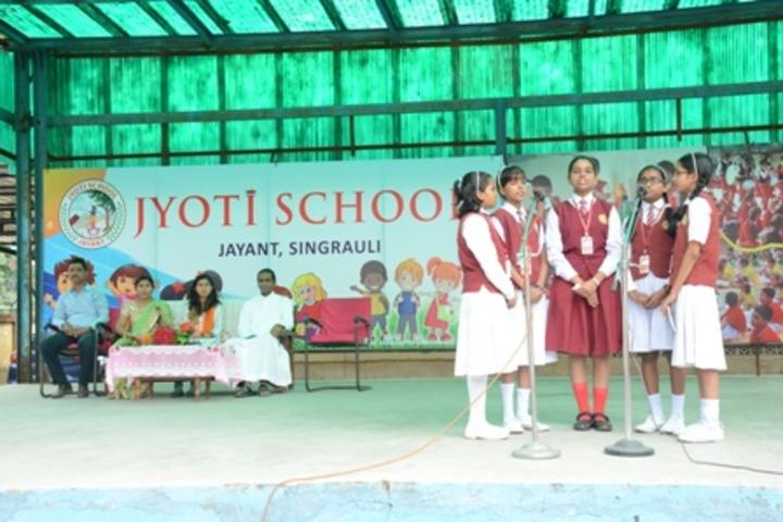 Jyoti School-Music Activity