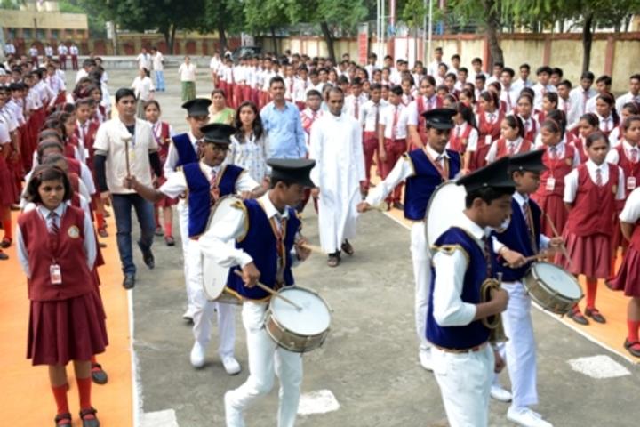 Jyoti School-Sports Meet