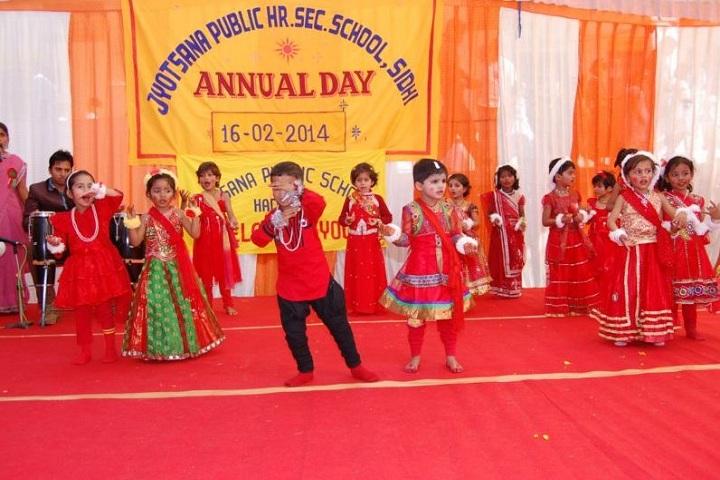 Jyotsana Public School-Annual Day