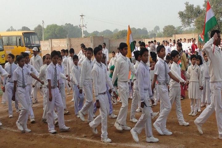 Jyotsana Public School-Independence Day
