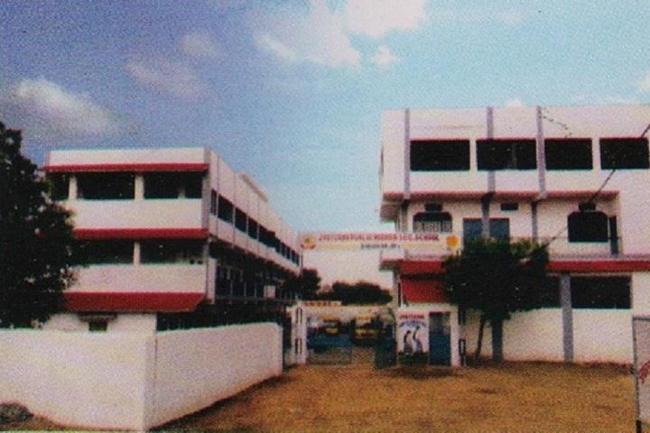 Jyotsana Public School-School Building