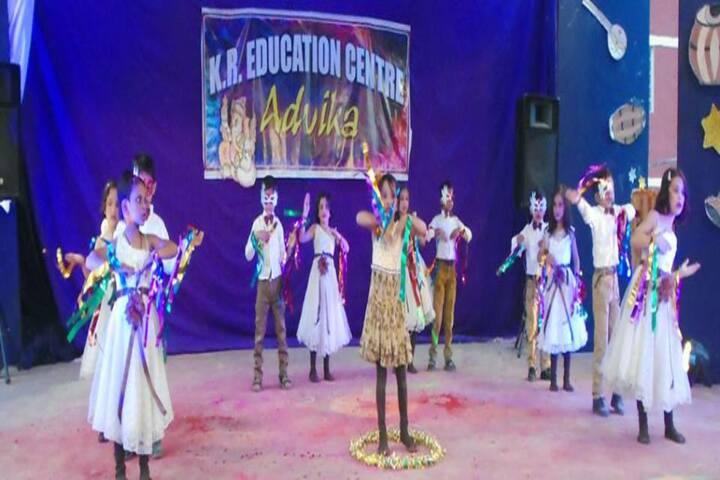 K R Education Centre-Annual Day Celebrations