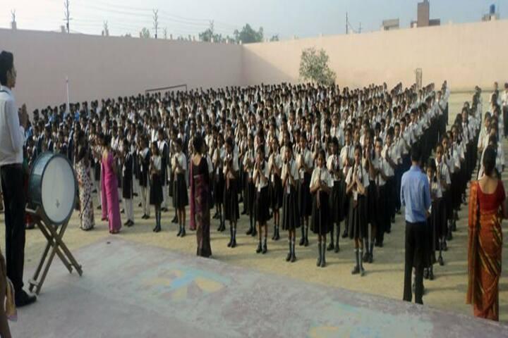 K R Education Centre-Assembly