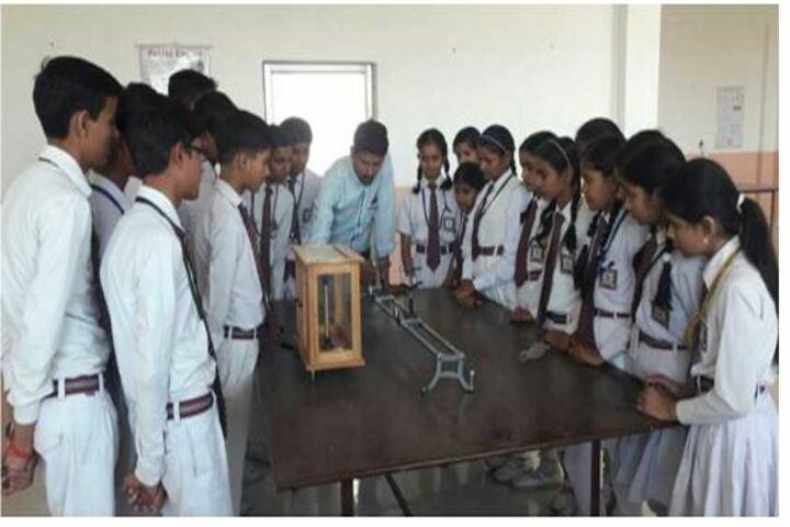 K R Education Centre-Physics Lab