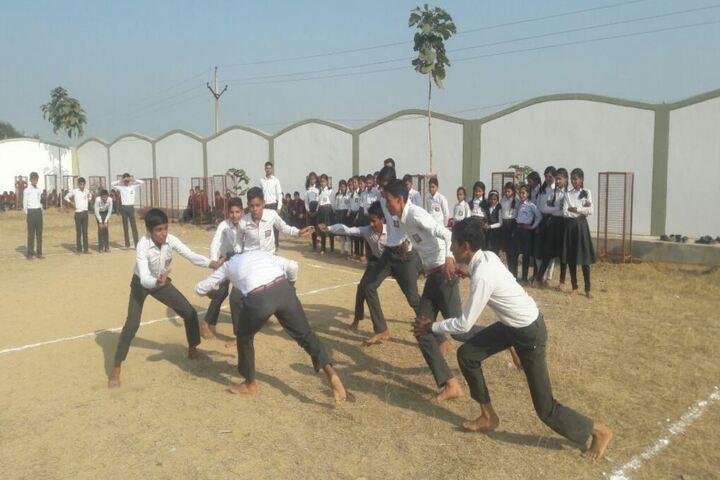 K R Education Centre-Play Ground