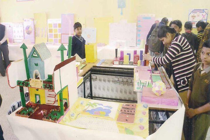 Kadambini Childrens Academy-Science Fare