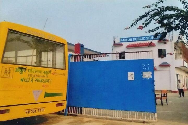 Ankur Public School-School Transport