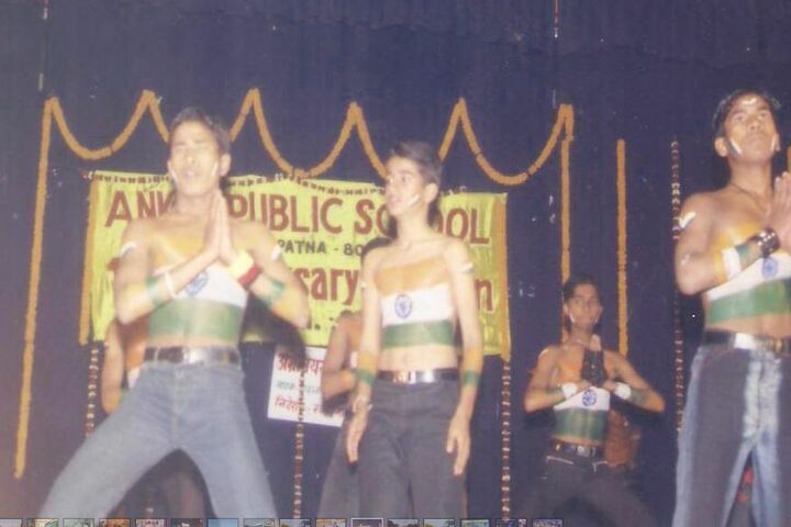 Ankur Public School-Republic day