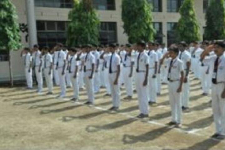 Kailashpat Singhania High School-Assembly