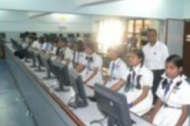 Kailashpat Singhania High School-Computer Lab