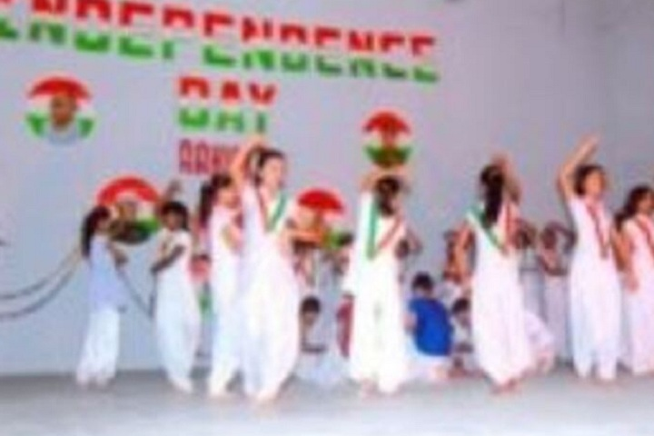 Kailashpat Singhania High School-Independence Day Celebrations