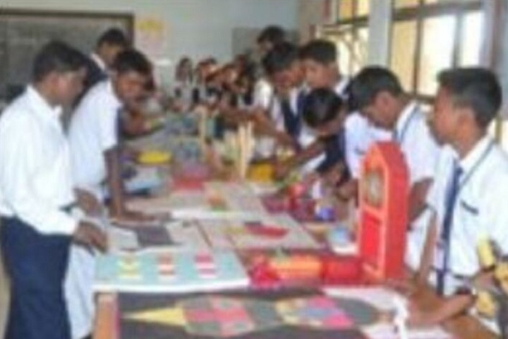 Kailashpat Singhania High School-Maths Lab