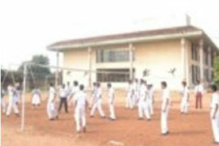 Kailashpat Singhania High School-Play Ground