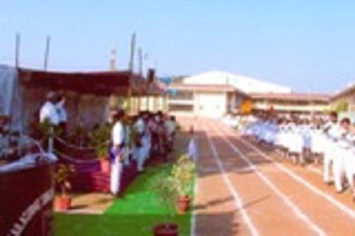 Kailashpat Singhania High School-Sports