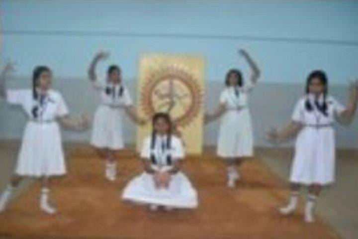 Kailashpat Singhania High School-Dance