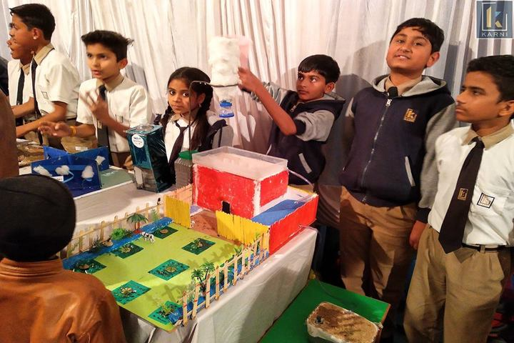 Karni International School-Science Fare