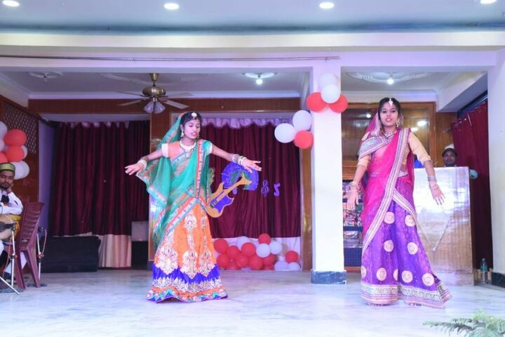 Annie besant international school - Annual day