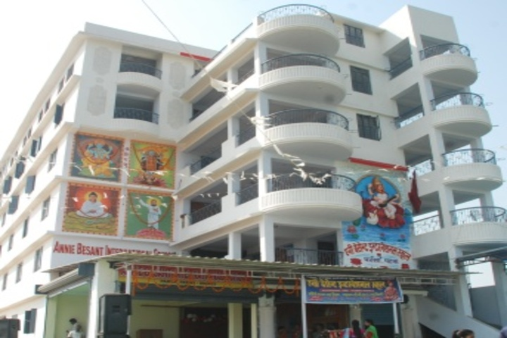Annie besant international school - School