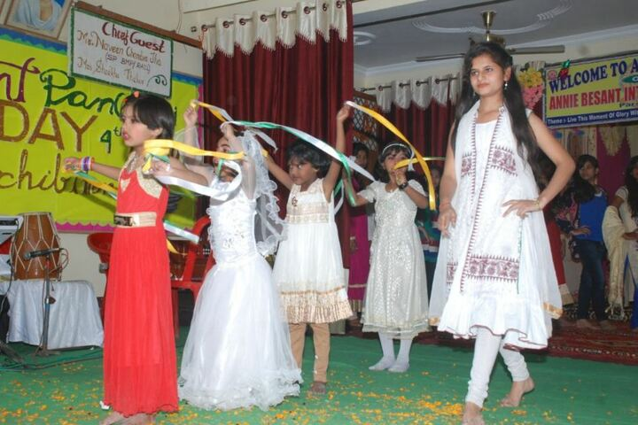 Annie besant international school - dance
