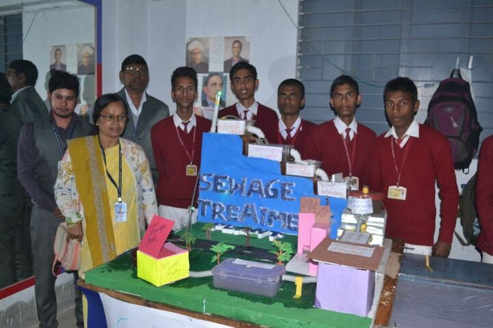 Annie besant international school - exhibition