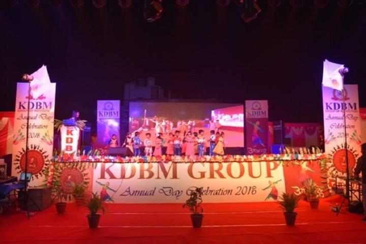 Kdbm International School-Annual Day Celebrations