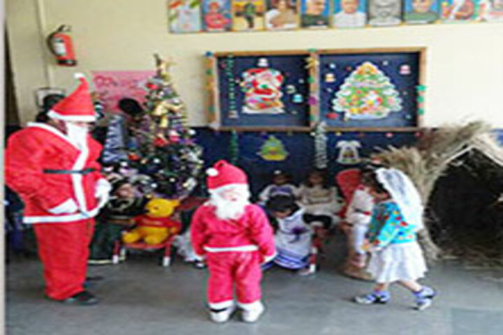 Kdbm International School-Christmas Celebrations
