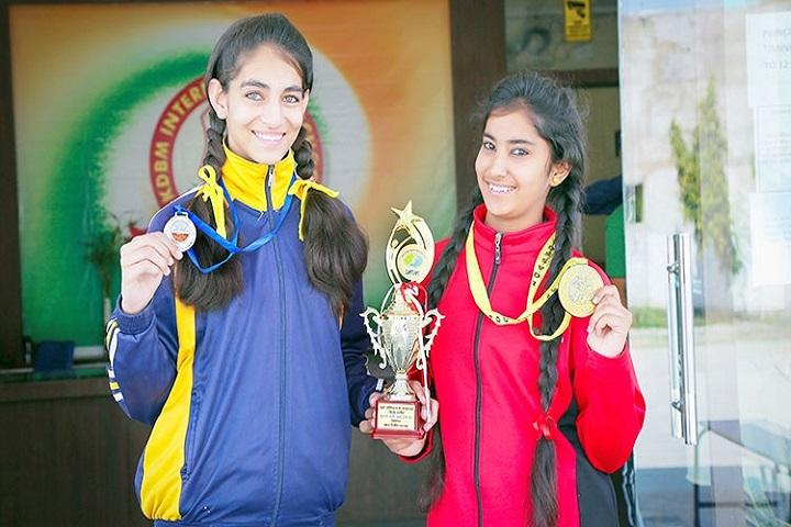 Kdbm International School-Sports Winner