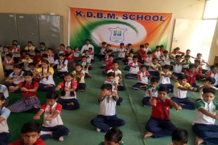 Kdbm International School-Yoga