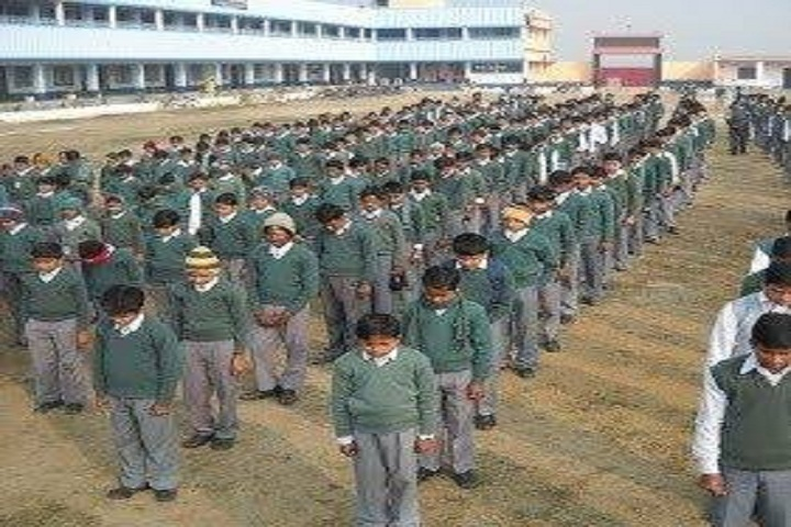 Araria Public School-Assembly