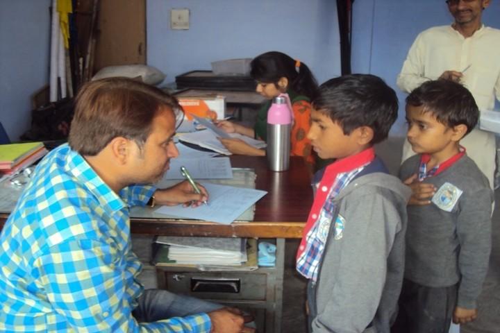 Kendriya Vidyalaya-medical check up