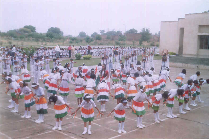 Kendriya Vidyalaya-Independence Day Celebration