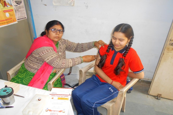 Kendriya Vidyalaya-Medical Check Up