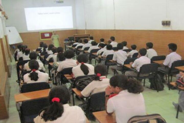 Army Public School-AV Room
