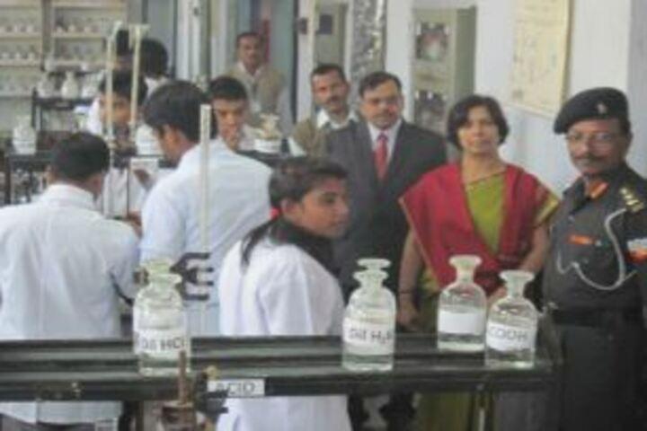 Army Public School-Chemistry Labs