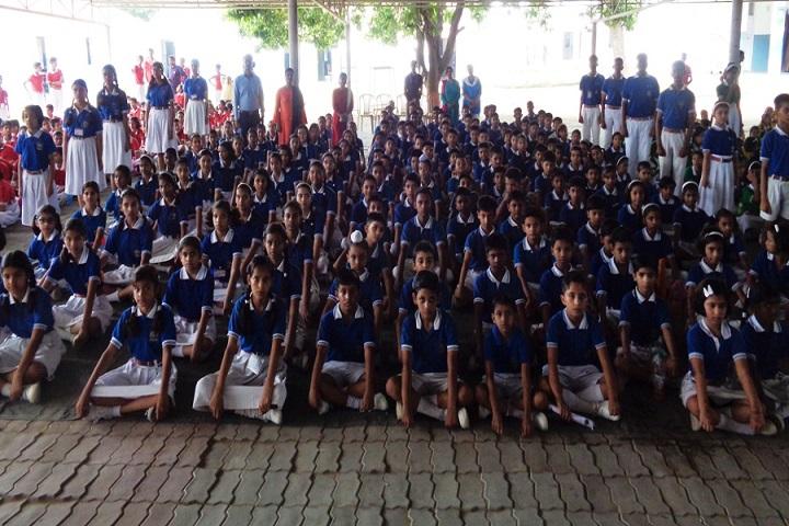 Army Public School-Blue House