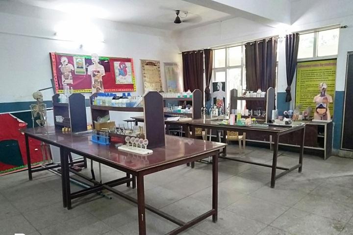 Army Public School-Chemistry Lab