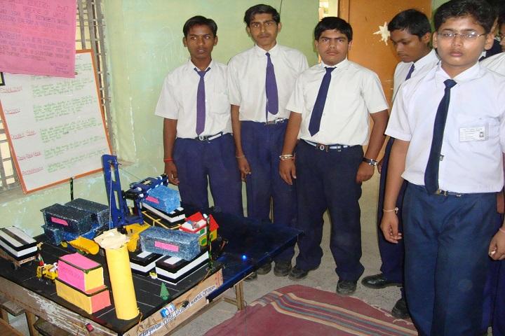 Kendriya Vidyalaya-Science Exhibitions