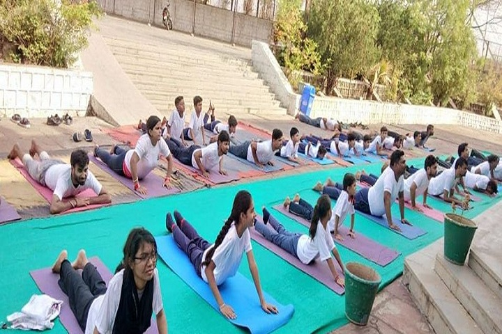 Kendriya Vidyalaya-Yoga Activity
