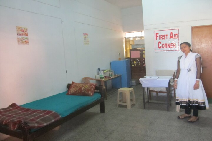 Kendriya Vidyalaya No 2-Medical Room