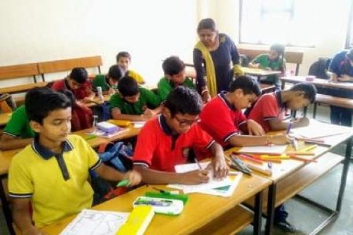 Kendriya Vidyalaya No 2-Class Room