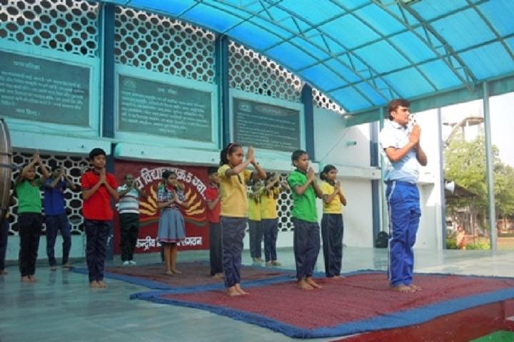 Kendriya Vidyalaya No 5 - Yoga Day