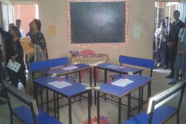Khushal Vidya Peeth-Classroom
