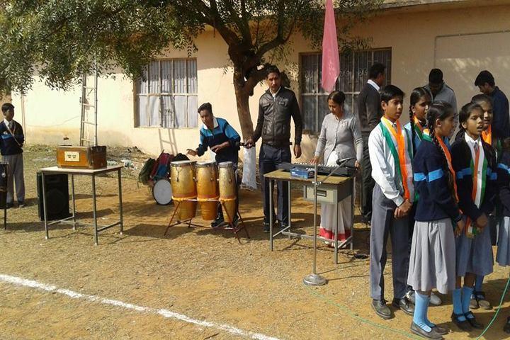 Khushal Vidya Peeth-Music Activity