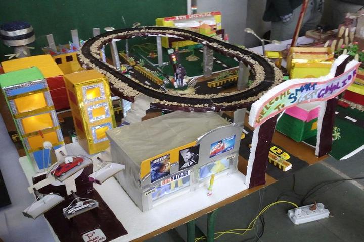 Khushal Vidya Peeth-Science Exhibition