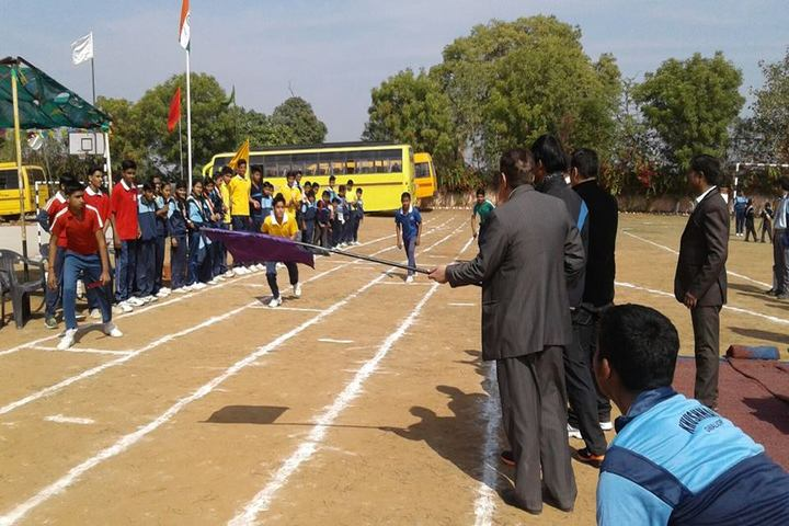 Khushal Vidya Peeth-Sports Meet
