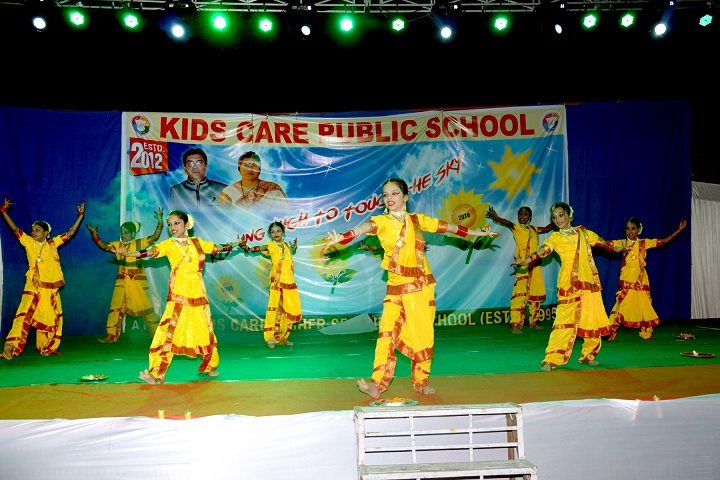 Kids Care Public School-Cultural Event