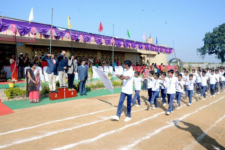 Kids Care Public School-Sports Meet