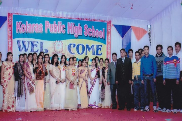 Kolaras Public School-Event2